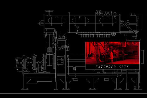 Extruder C2TX-01
